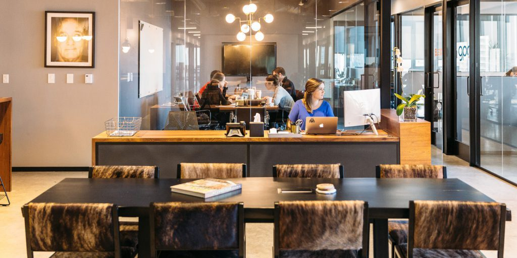 Coworking space New York: Headquarterss