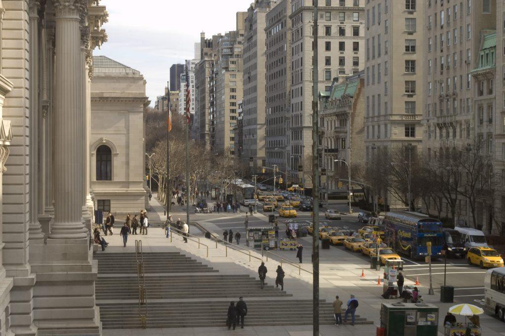 Fifth Avenue: NYC