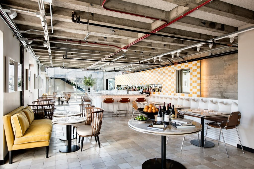 The Headquarterss: Coworking Space